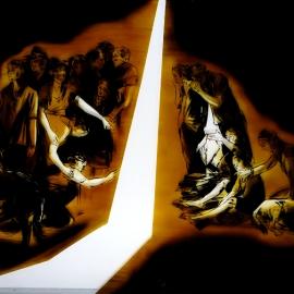 DIE-WARTE-2011-Teer-hinter-Glas-125-x-200-cm